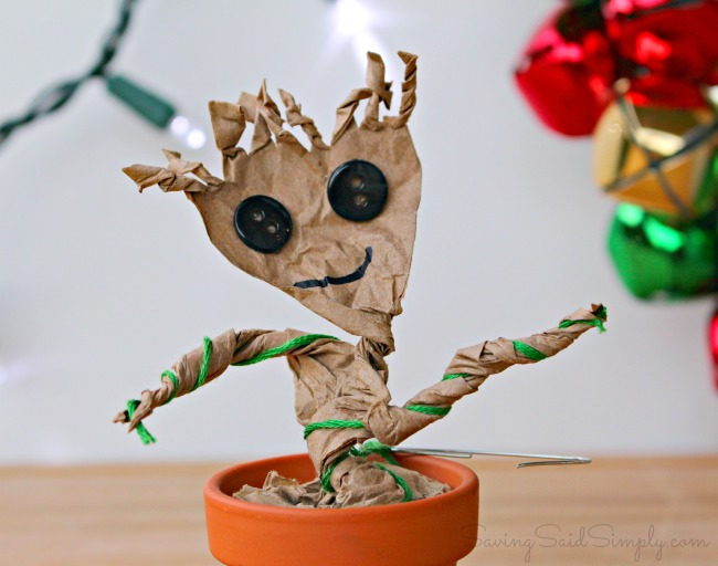 Diy guardians of the galaxy craft