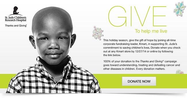 kmart christmas donations