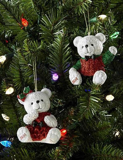 Kmart st jude ornament 2014