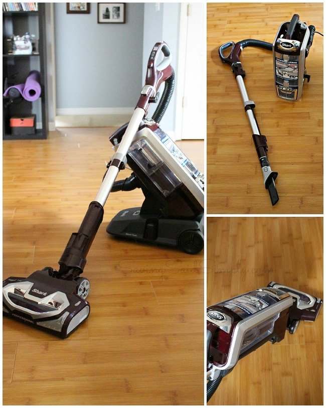 Shark 3 in 1 vacuum