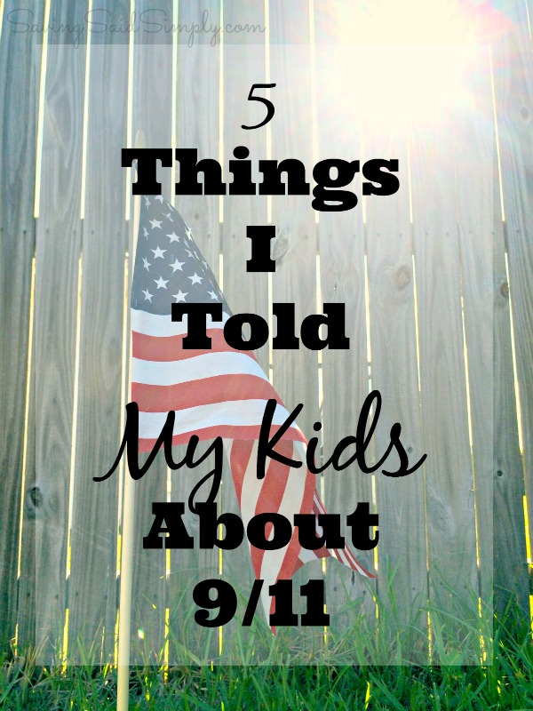 Talk with kids 911