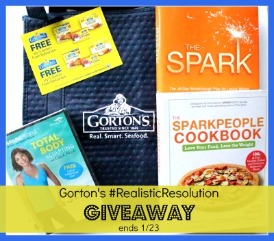 Gortons realistic resolution giveaway
