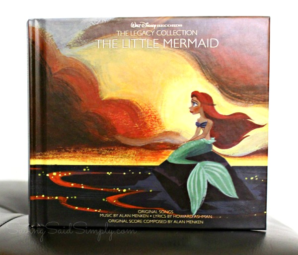 Legacy collection the little mermaid