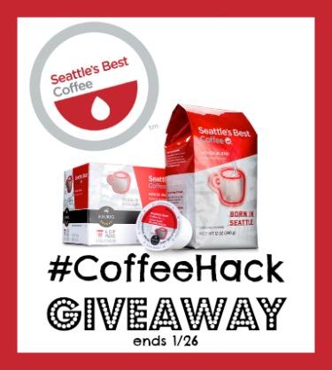 Seattles best coffee hack giveaway
