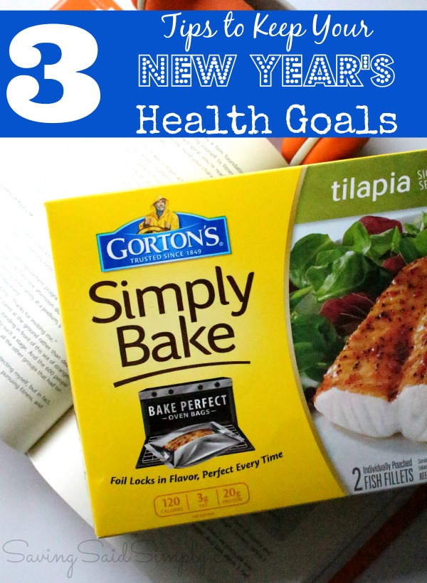 Tips new years health goals