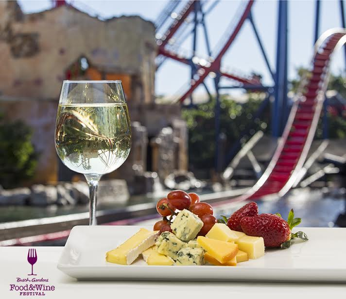 Busch Gardens Food And Wine Festival Recipes