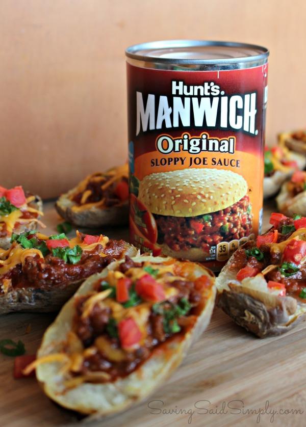 Manwich recipe