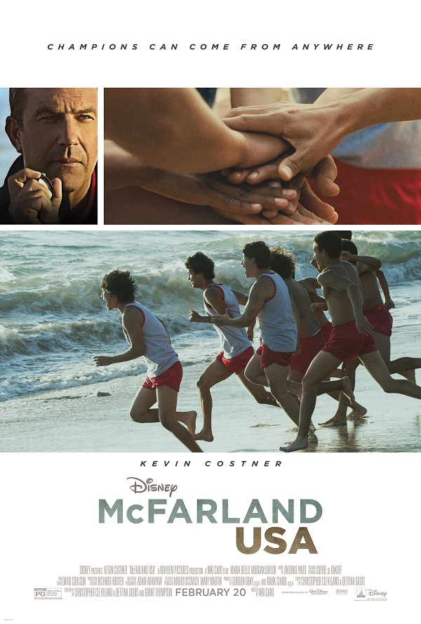 Mcfarland usa movie review kids