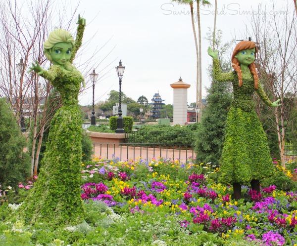 2015 Epcot flower andgarden festival must sees