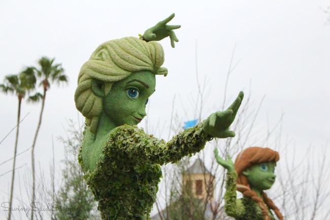 2015 epcot flower and garden festival