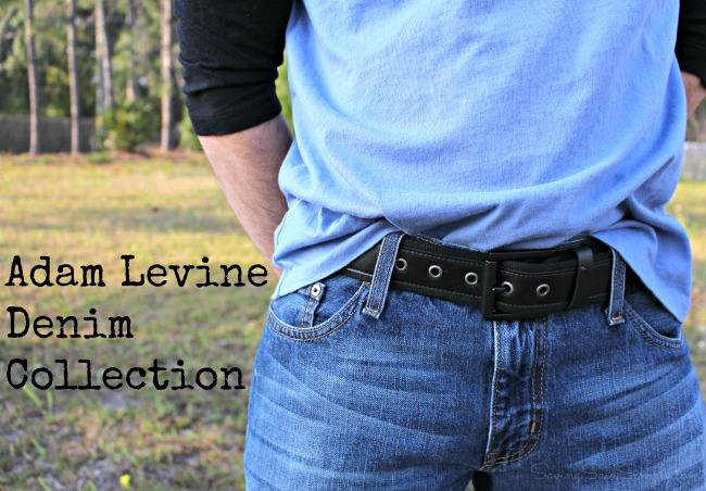 Adam Levin denim collection