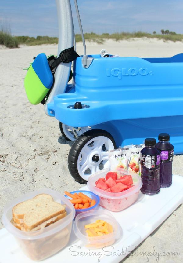 Best cooler wagon kids