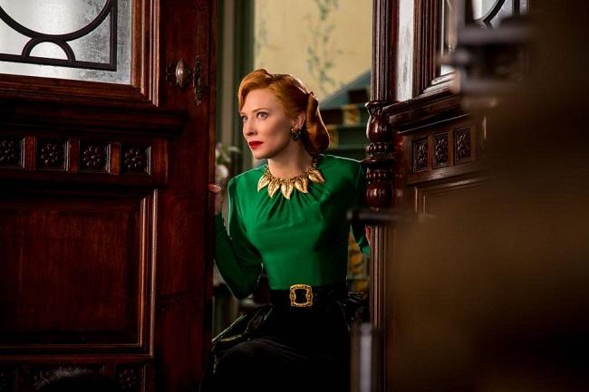 Cate Blanchett interview for Cinderella