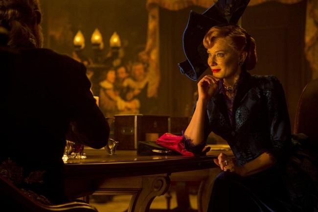 Cinderella Cate Blanchett interview
