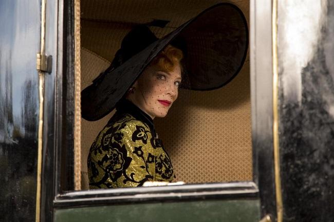 Cinderella interview Cate Blanchett