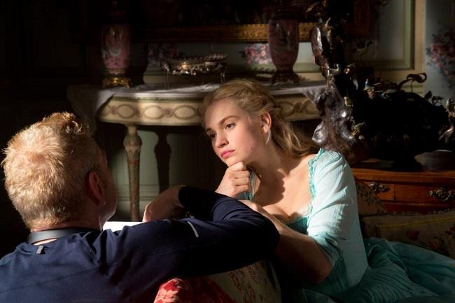 Cinderella interview director