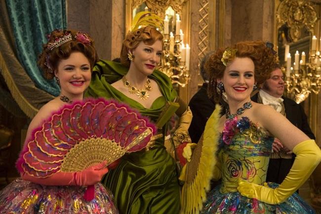Cinderella costume designer interview Sandy Powell