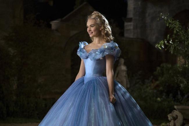 Cinderella exclusive costume design interview