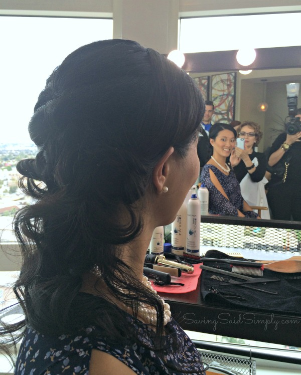 Cinderella hair style jcp salon