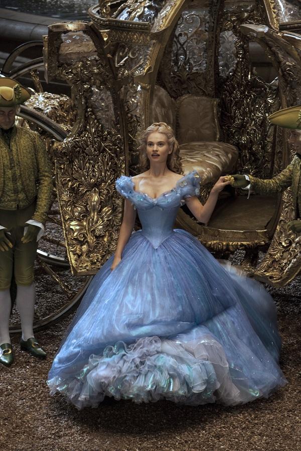 Cinderella interview Lily