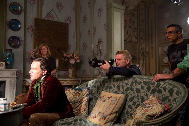 Cinderella interview direcot Kenneth Branagh