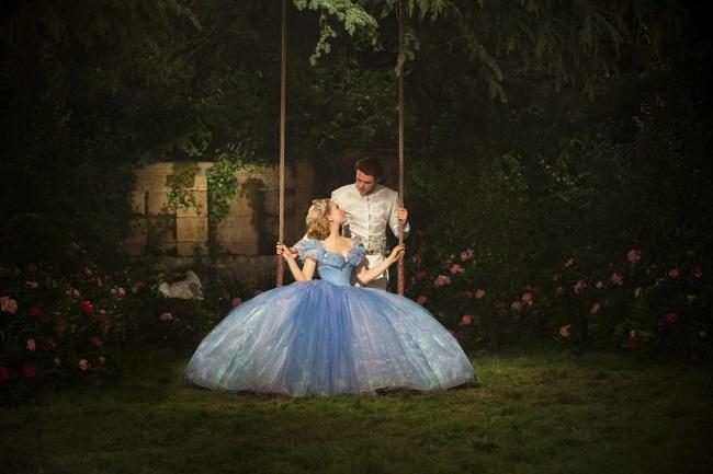 Cinderella interview prince Richard Madden