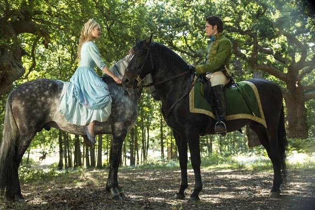 Cinderella movie kids review