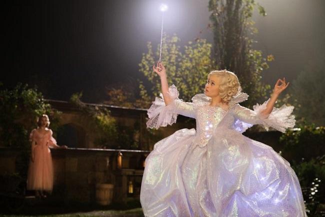 Cinderella movie review kids