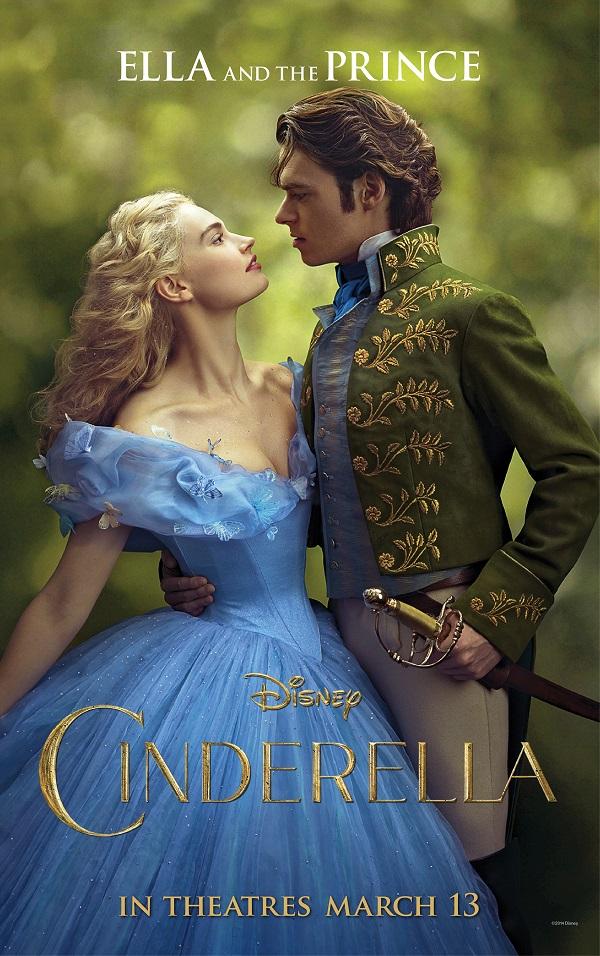 Cinderella movie review safe for kids