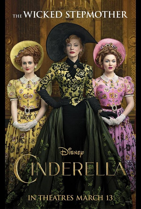 Cinderella stepmother interview