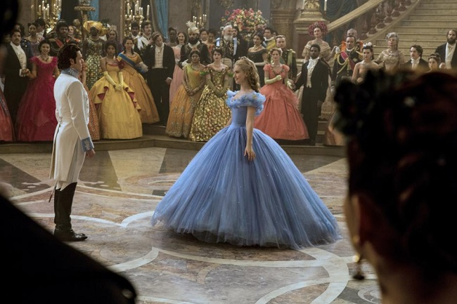 Disney Cinderella Richard Madden interview