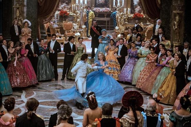 Disney Cinderella interview Cate Blanchett