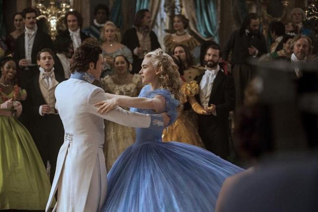 Disney Cinderella interview prince