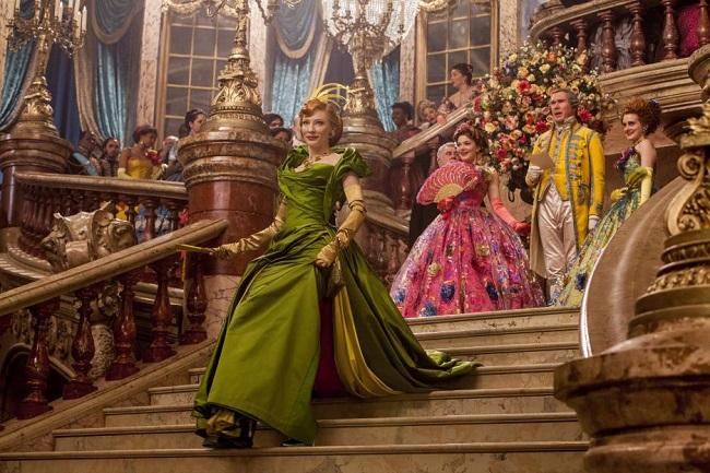 Disney Cinderella movie review for kids