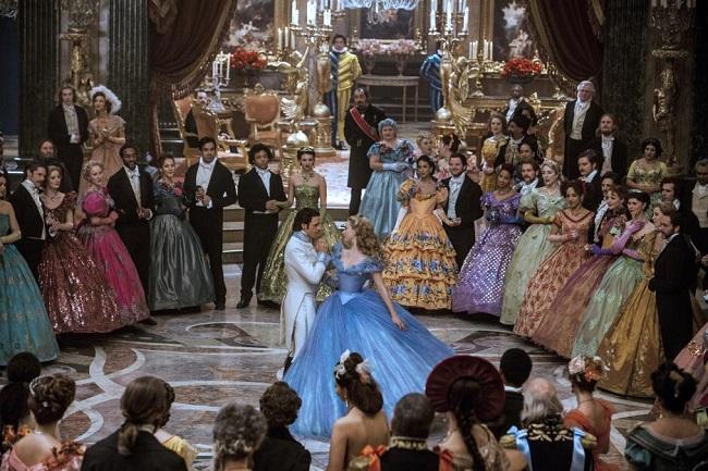 Disney Cinderella movie review kids