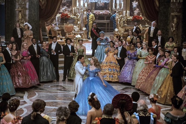 Disney Cinderella prince interview