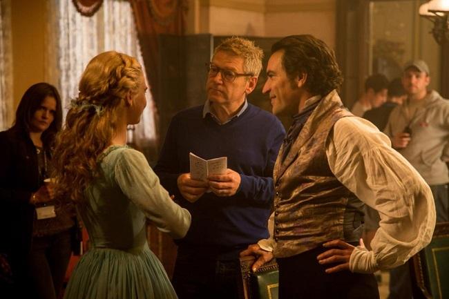 Exclusive Cinderella interview Kenneth Branagh