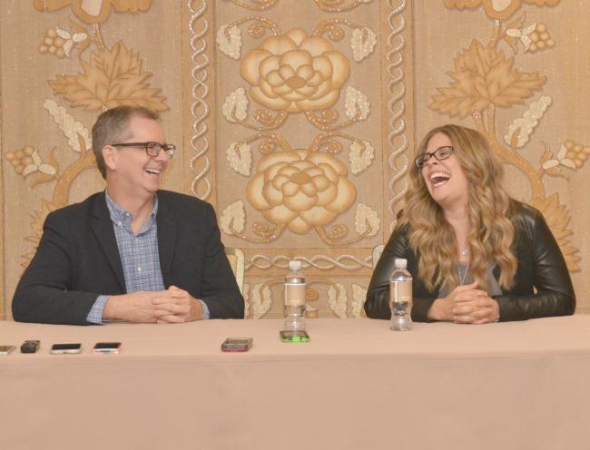 Frozen fever interview Chris buck Jennifer lee