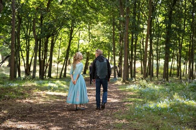 Kenneth Branagh interview Cinderella