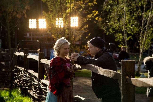 Kenneth Branagh interview Disney Cinderella