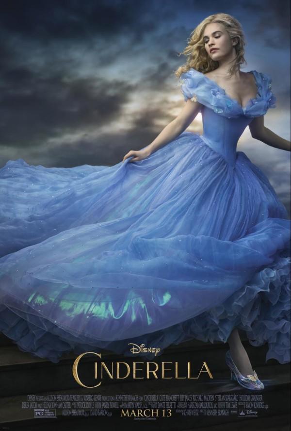 Lily James itnerview #CinderellaEvent