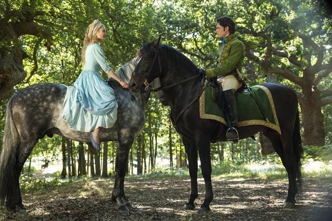 Richard Madden interview Cinderella movie