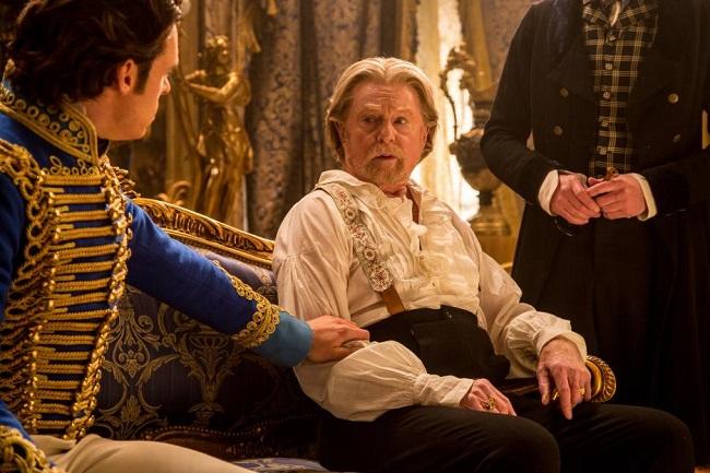 Richard Madden prince Cinderella interview