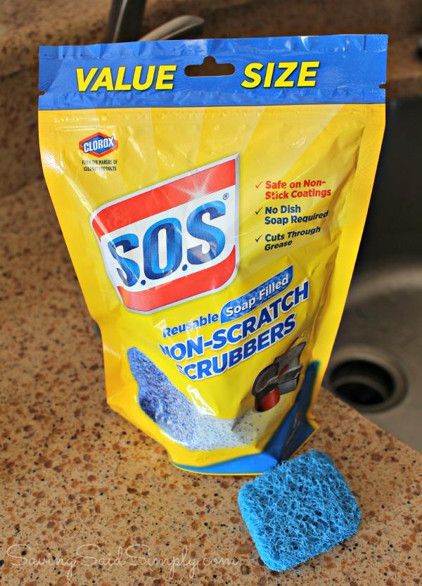 SOS pad review