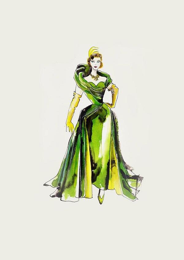 Sandy Powell Cinderella interview costuming