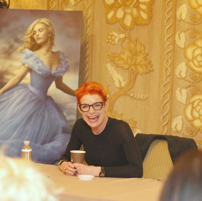 Sandy Powell exclusive Cinderella interview