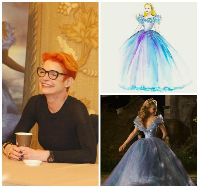 Sandy Powell interview Cinderella costume