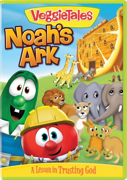 Veggietales Noah S Ark Dvd Review Perfect For Easter