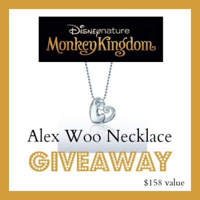 Dinseynature monkey kingdom giveaway