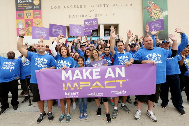March of dimes 2015 Kmart